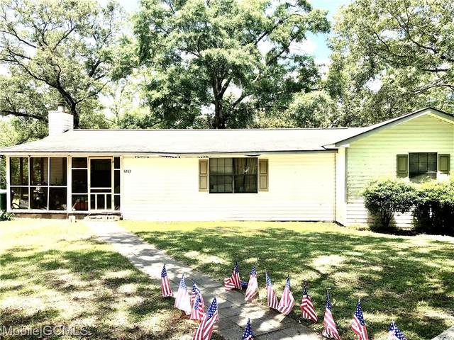 6203 Cynthia Drive, Semmes, AL 36575 (MLS #652371) :: Berkshire Hathaway HomeServices - Cooper & Co. Inc., REALTORS®