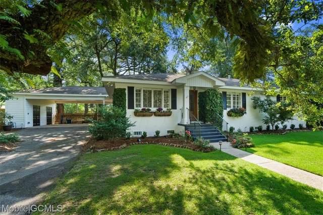 1 Crest Court, Mobile, AL 36608 (MLS #653005) :: Elite Real Estate Solutions