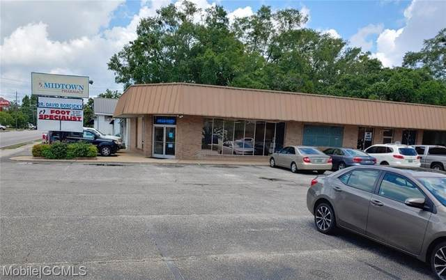 2152 Airport Boulevard, Mobile, AL 36606 (MLS #653067) :: JWRE Powered by JPAR Coast & County