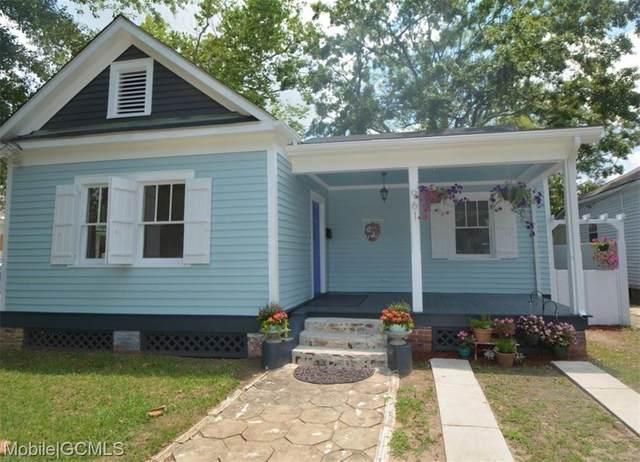 961 Selma Street, Mobile, AL 36604 (MLS #653151) :: Mobile Bay Realty