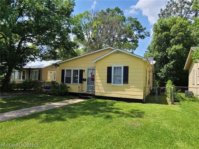 154 10th Avenue, Chickasaw, AL 36611 (MLS #653372) :: Mobile Bay Realty