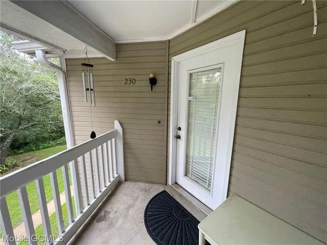 5608 Cottage Hill #230, Mobile, AL 36609 (MLS #653447) :: JWRE Powered by JPAR Coast & County