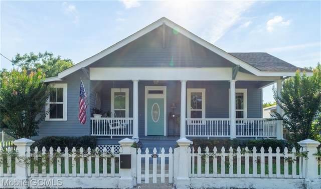 117 Item Avenue, Mobile, AL 36607 (MLS #653739) :: Berkshire Hathaway HomeServices - Cooper & Co. Inc., REALTORS®