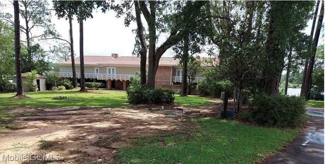 3900 Windsor Road S, Theodore, AL 36582 (MLS #653807) :: Elite Real Estate Solutions