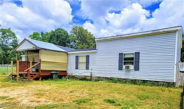 1820 Sossaman Drive, Semmes, AL 36575 (MLS #653952) :: Elite Real Estate Solutions