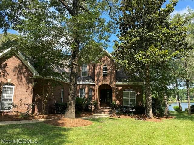 3336 Benyard Drive, Mobile, AL 36619 (MLS #654116) :: Elite Real Estate Solutions