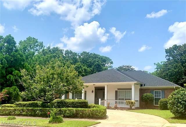 824 Ashwood Drive E, Mobile, AL 36693 (MLS #654361) :: Elite Real Estate Solutions