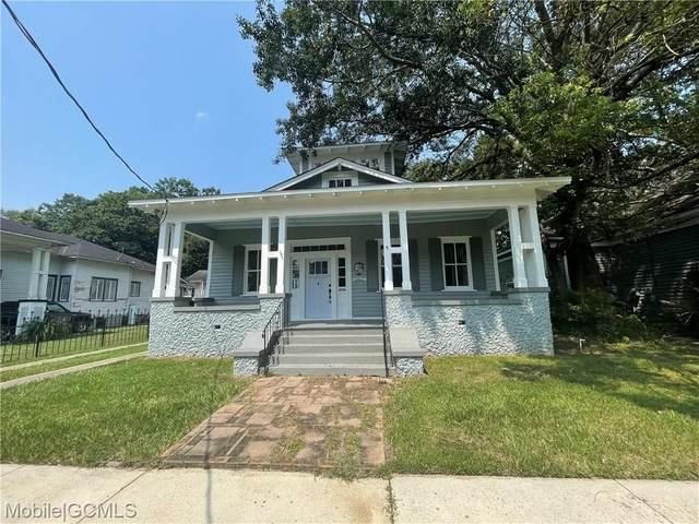 114 Espejo Street, Mobile, AL 36604 (MLS #654459) :: Elite Real Estate Solutions