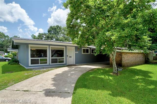 2763 Sherwood Drive, Mobile, AL 36606 (MLS #654548) :: Berkshire Hathaway HomeServices - Cooper & Co. Inc., REALTORS®
