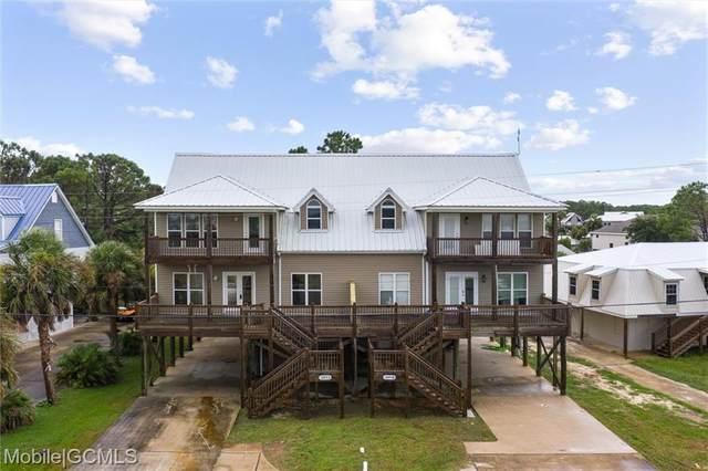 309 Albright Drive A, Dauphin Island, AL 36528 (MLS #654717) :: Elite Real Estate Solutions
