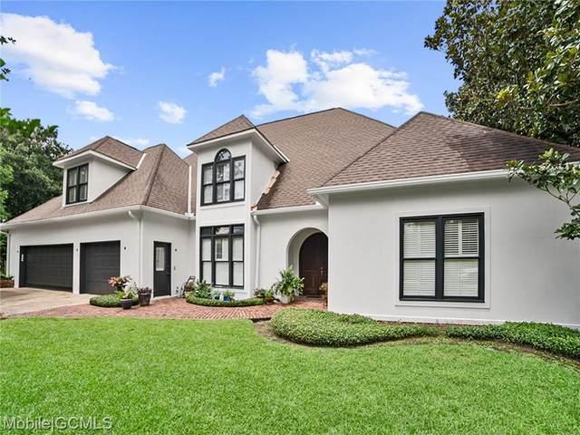 3608 The Cedars Avenue, Mobile, AL 36608 (MLS #654956) :: Berkshire Hathaway HomeServices - Cooper & Co. Inc., REALTORS®