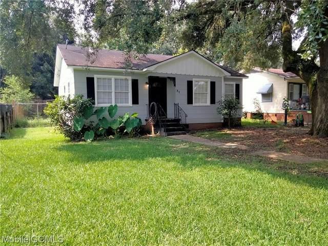 71 6th Avenue, Chickasaw, AL 36611 (MLS #655157) :: Berkshire Hathaway HomeServices - Cooper & Co. Inc., REALTORS®