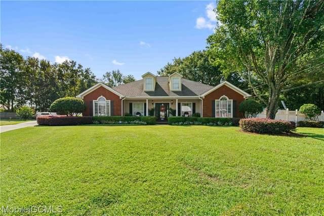 4819 Megan Court, Mobile, AL 36619 (MLS #655174) :: Berkshire Hathaway HomeServices - Cooper & Co. Inc., REALTORS®