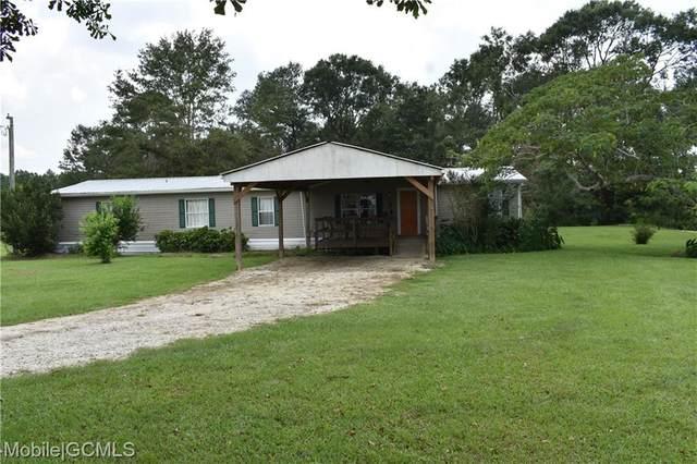 21881 Koier Road, Robertsdale, AL 36567 (MLS #655193) :: Elite Real Estate Solutions