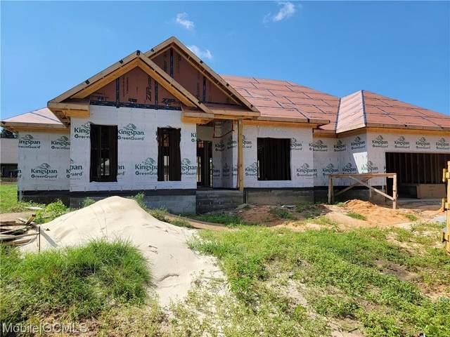 145 Ornate Avenue, Fairhope, AL 36532 (MLS #655373) :: Mobile Bay Realty