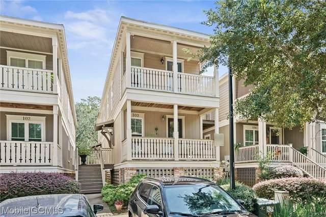 25806 Pollard Road #103, Daphne, AL 36526 (MLS #655722) :: Mobile Bay Realty