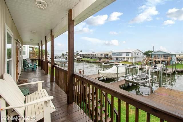 306 Quivira Street, Dauphin Island, AL 36528 (MLS #655811) :: Elite Real Estate Solutions