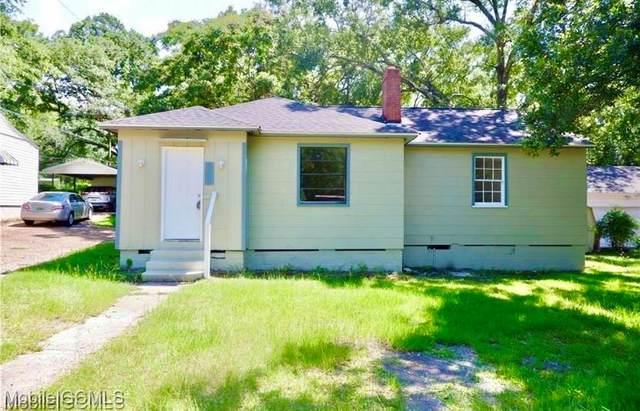2067 Bucker Road, Mobile, AL 36605 (MLS #657562) :: Mobile Bay Realty