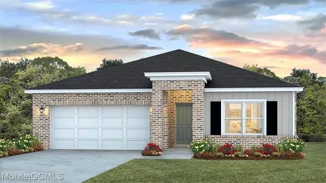 2504 Thornbury Loop, Mobile, AL 36695 (MLS #657607) :: Elite Real Estate Solutions