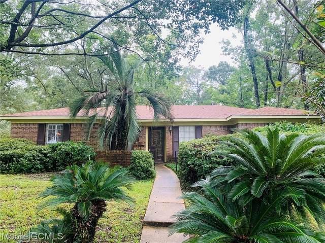 2209 Woodhillcrest Drive, Mobile, AL 36609 (MLS #657742) :: Elite Real Estate Solutions