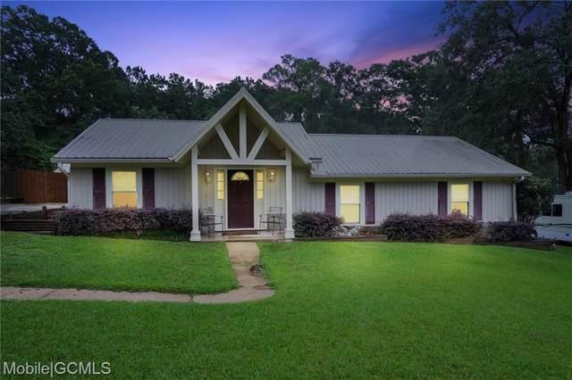 4301 Tara Drive E, Mobile, AL 36619 (MLS #657966) :: Berkshire Hathaway HomeServices - Cooper & Co. Inc., REALTORS®