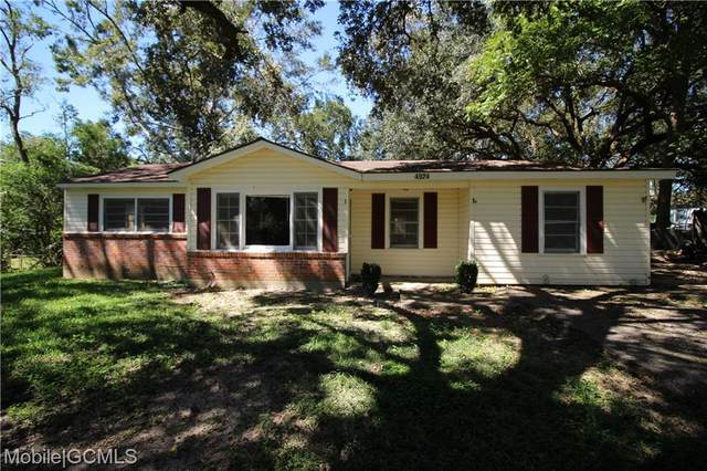 4924 Quimby Drive, Mobile, AL 36619 (MLS #658246) :: Mobile Bay Realty