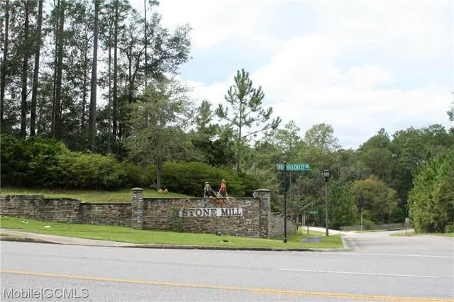 0 Stone Mill Drive #9, Mobile, AL 36619 (MLS #658397) :: Berkshire Hathaway HomeServices - Cooper & Co. Inc., REALTORS®