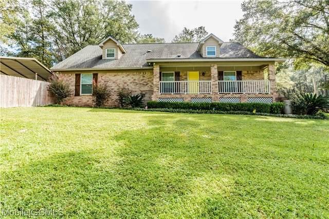 7140 Cedar Drive, Saraland, AL 36571 (MLS #658553) :: Elite Real Estate Solutions