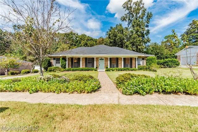 6604 Old Dobbin Drive N, Mobile, AL 36695 (MLS #658854) :: Berkshire Hathaway HomeServices - Cooper & Co. Inc., REALTORS®