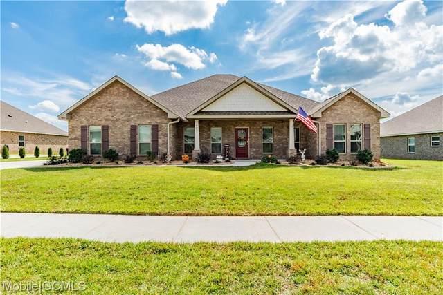 9031 Poulos Avenue, Mobile, AL 36695 (MLS #658939) :: Elite Real Estate Solutions