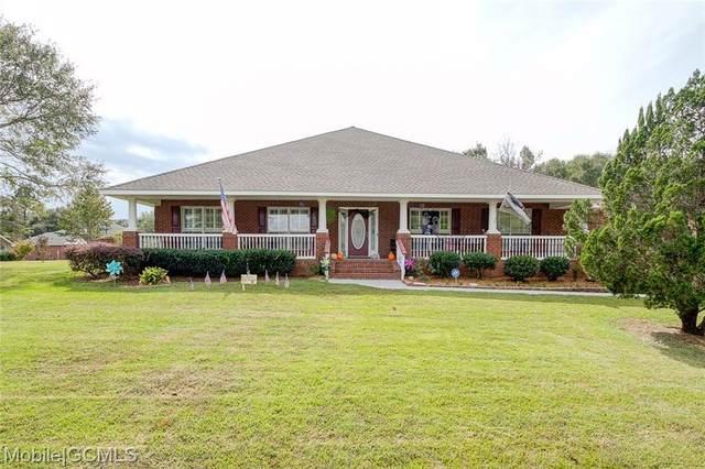 9427 Lake Woods Court, Semmes, AL 36575 (MLS #659168) :: Berkshire Hathaway HomeServices - Cooper & Co. Inc., REALTORS®