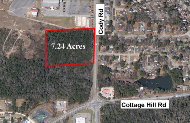 0 Cody Road, Mobile, AL 36695 (MLS #518914) :: Jason Will Real Estate