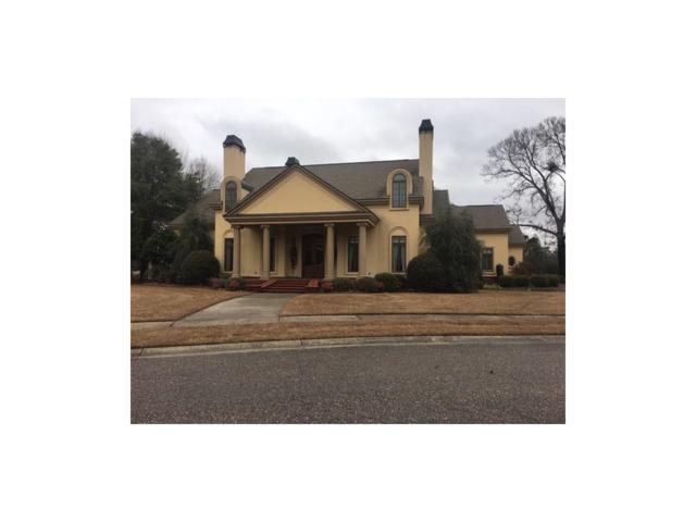 1610 Oakleigh Circle, Saraland, AL 36571 (MLS #538792) :: Jason Will Real Estate