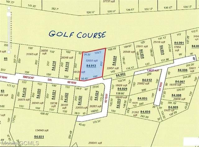 0 Bayleaf Drive 5,6, Citronelle, AL 36522 (MLS #604164) :: JWRE Powered by JPAR Coast & County