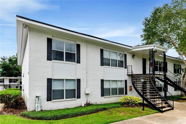 4009 Old Shell Road B 10, Mobile, AL 36608 (MLS #608474) :: Jason Will Real Estate