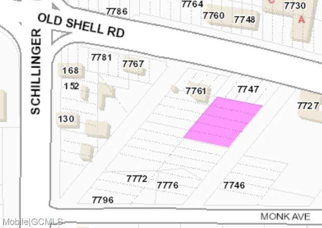0 Old Shell Road 31-35, Mobile, AL 36608 (MLS #608854) :: Mobile Bay Realty