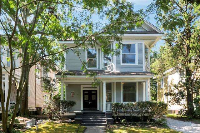 1207 Selma Street, Mobile, AL 36604 (MLS #617076) :: Jason Will Real Estate