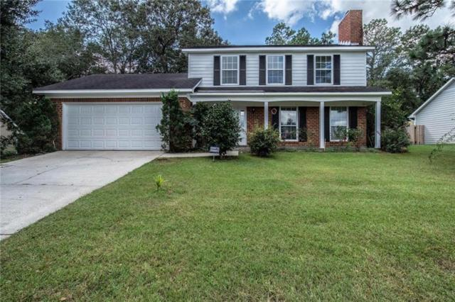 1208 Edinburgh Court, Mobile, AL 36609 (MLS #618599) :: Jason Will Real Estate