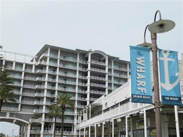 4851 Wharf Parkway #411, Orange Beach, AL 36561 (MLS #618604) :: Berkshire Hathaway HomeServices - Cooper & Co. Inc., REALTORS®