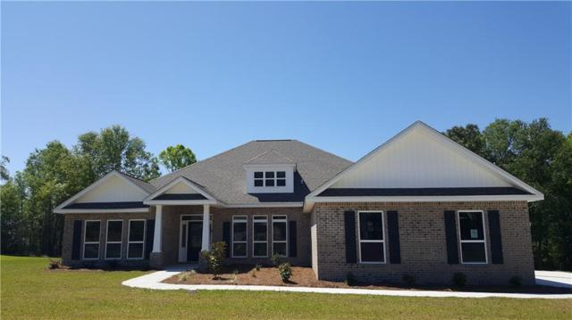 2320 Driftwood Loop S, Semmes, AL 36575 (MLS #624108) :: Jason Will Real Estate