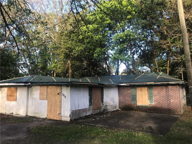 568 Crenshaw Street, Mobile, AL 36606 (MLS #624329) :: Jason Will Real Estate
