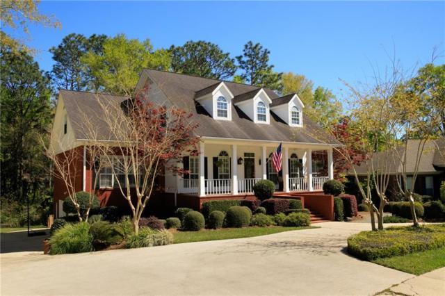3131 James Madison Drive E, Mobile, AL 36693 (MLS #624536) :: Jason Will Real Estate