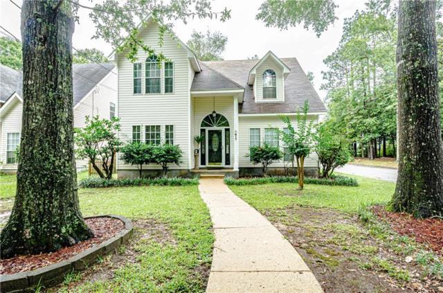 817 Wesley Avenue, Mobile, AL 36609 (MLS #624683) :: Berkshire Hathaway HomeServices - Cooper & Co. Inc., REALTORS®