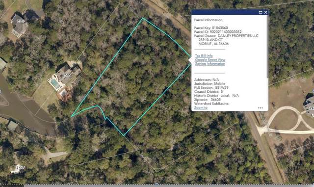2501 River Forest Drive, Mobile, AL 36605 (MLS #627098) :: JWRE Powered by JPAR Coast & County