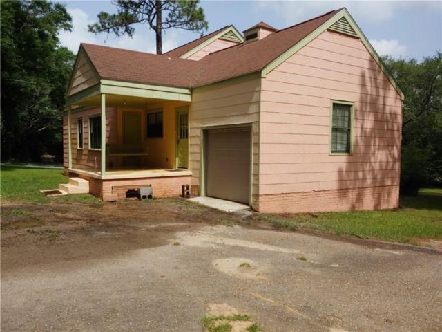 4921 Leruth Road, Mobile, AL 36618 (MLS #628963) :: Berkshire Hathaway HomeServices - Cooper & Co. Inc., REALTORS®