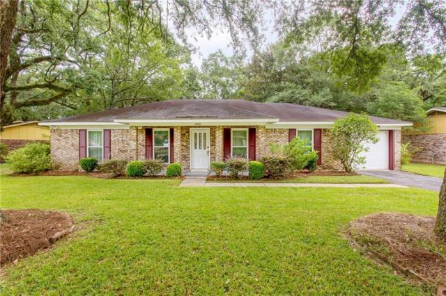 5850 Woodgate Road, Mobile, AL 36609 (MLS #629479) :: Berkshire Hathaway HomeServices - Cooper & Co. Inc., REALTORS®