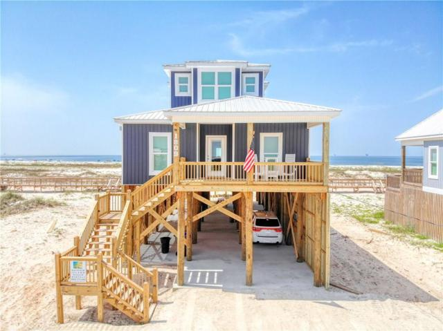 1809 Bienville Boulevard, Dauphin Island, AL 36528 (MLS #630976) :: JWRE Powered by JPAR Coast & County