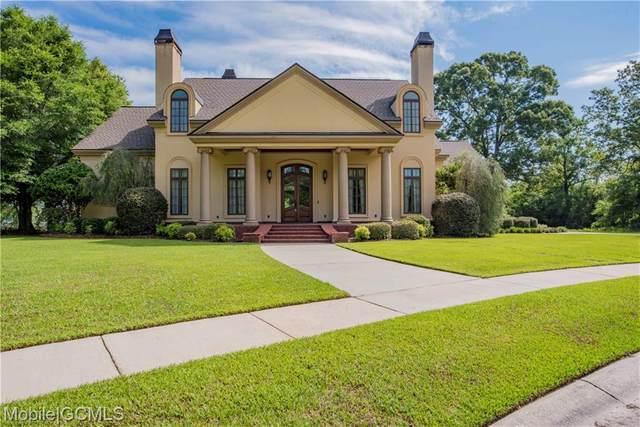 1610 Oakleigh Circle, Saraland, AL 36571 (MLS #632132) :: JWRE Powered by JPAR Coast & County