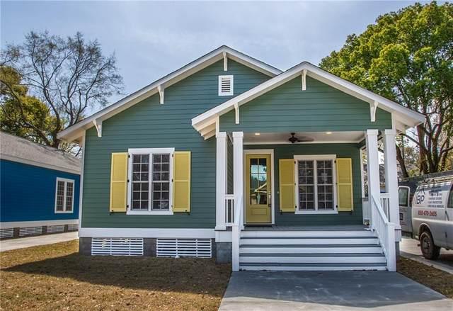 1011 Selma Street, Mobile, AL 36604 (MLS #633484) :: JWRE Powered by JPAR Coast & County