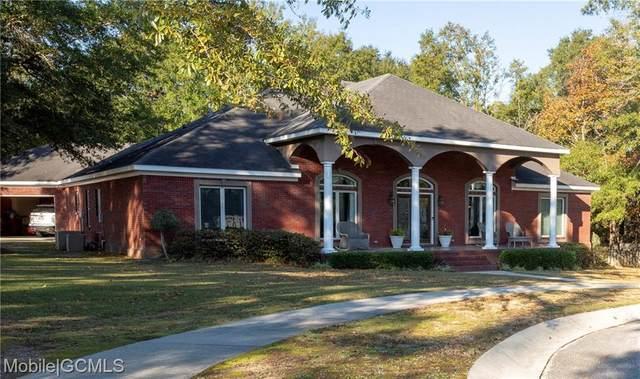 7851 Walnut Ridge Court, Saraland, AL 36571 (MLS #633956) :: JWRE Powered by JPAR Coast & County